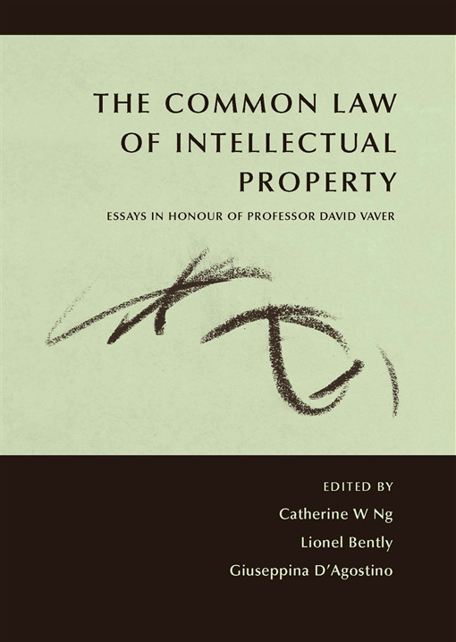 The Common Law of Intellectual Property