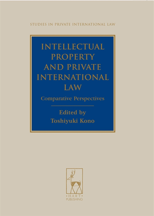 Intellectual Property and Private International Law