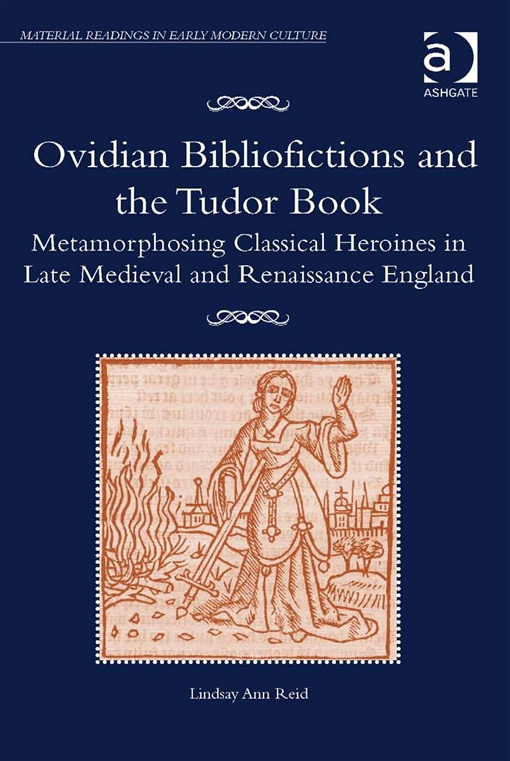 Ovidian Bibliofictions and the Tudor Book