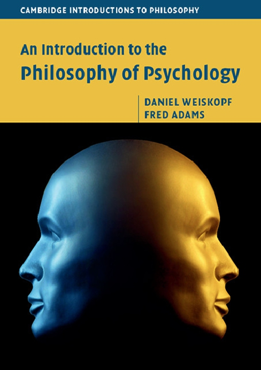 An Introduction to the Philosophy of Psychology