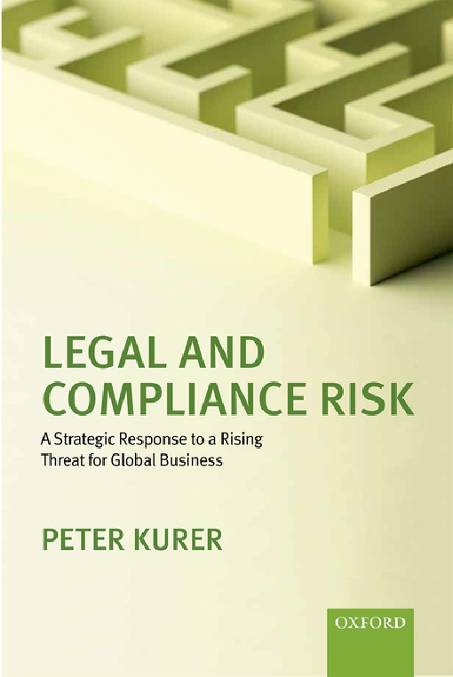 Legal and Compliance Risk