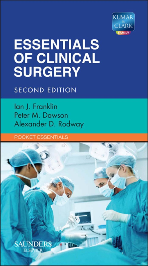 Essentials of Clinical Surgery