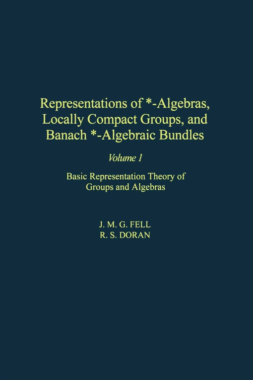 Representations of *-Algebras, Locally Compact Groups, and Banach *-Algebraic Bundles