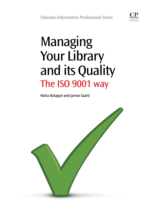 Managing Your Library and its Quality