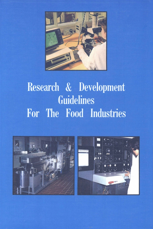 Research and Development Guidelines for the Food Industries
