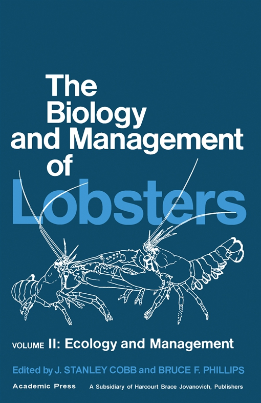 The Biology and Management of Lobsters