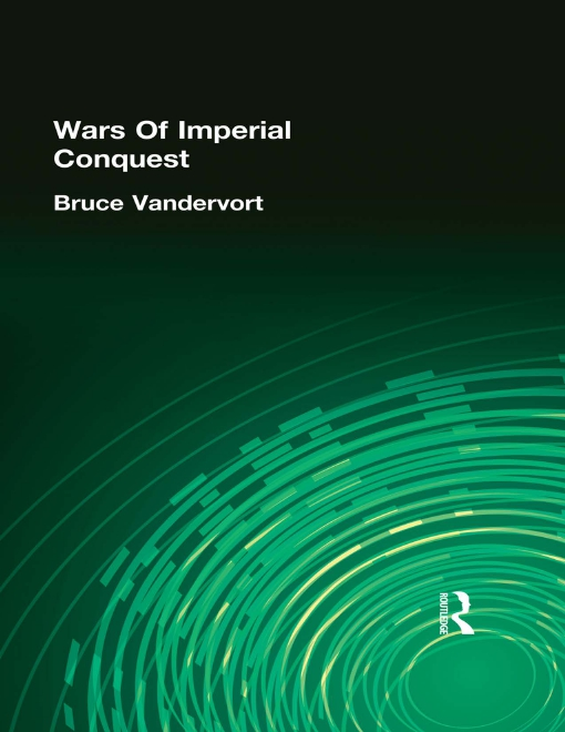 Wars Of Imperial Conquest