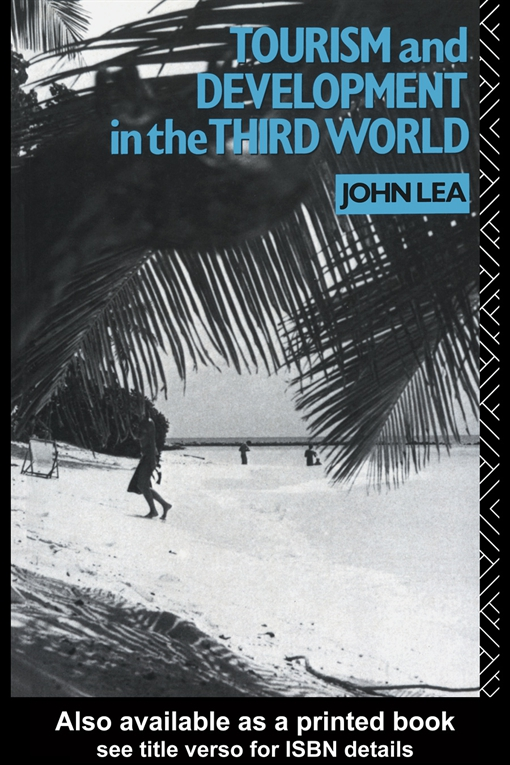 Tourism and Development in the Third World