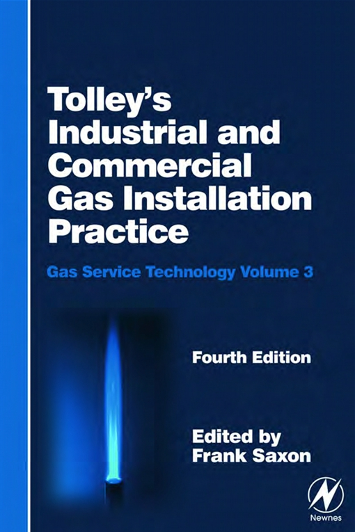 Tolley's Industrial and Commercial Gas Installation Practice