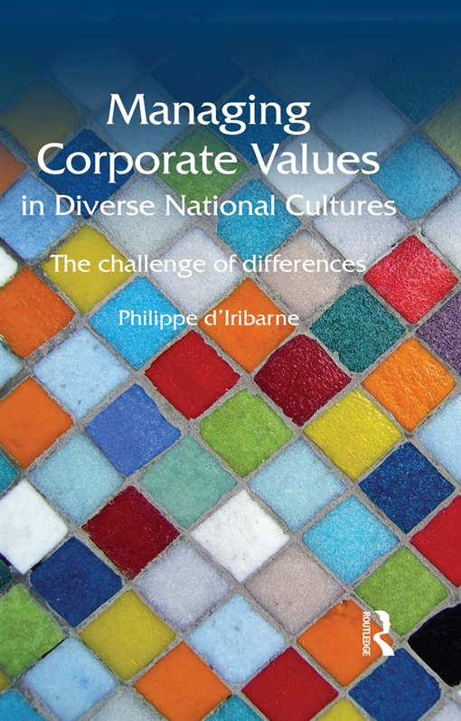 Managing Corporate Values in Diverse National Cultures