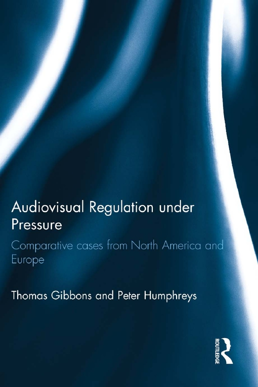 Audiovisual Regulation under Pressure