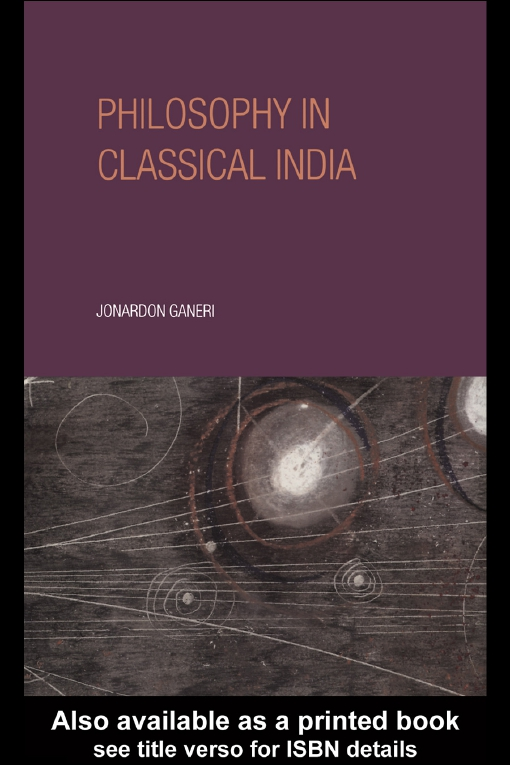 Philosophy in Classical India