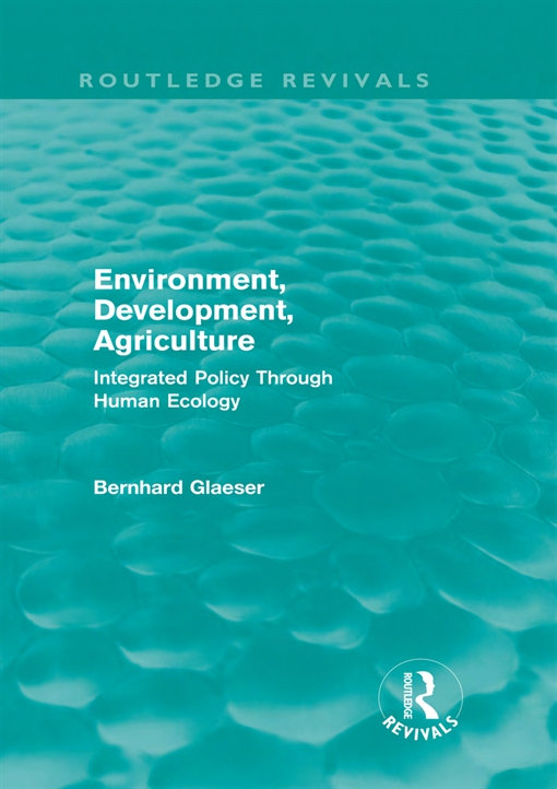 Environment, Development, Agriculture
