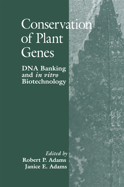 Conservation of Plant Genes
