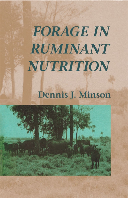 Forage in Ruminant Nutrition