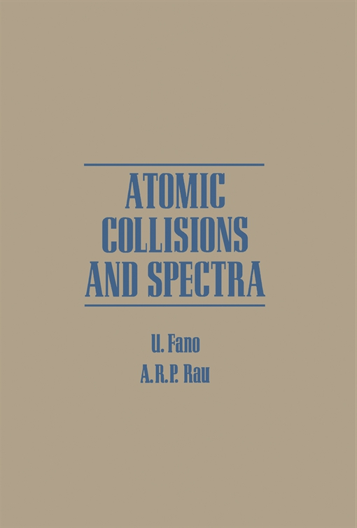 atomic Collisions and Spectra