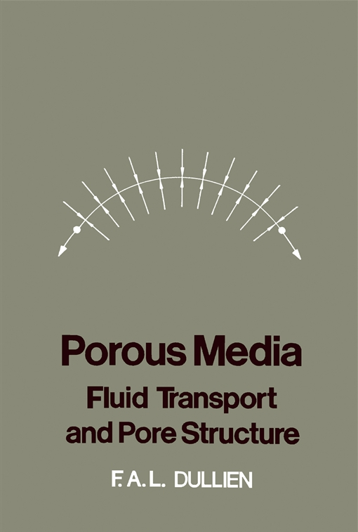 Porous Media Fluid Transport and Pore Structure