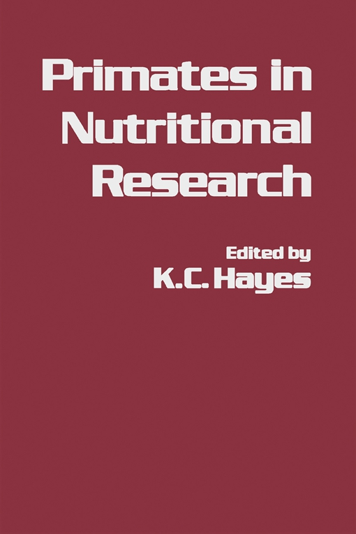 Primates in Nutritional Research