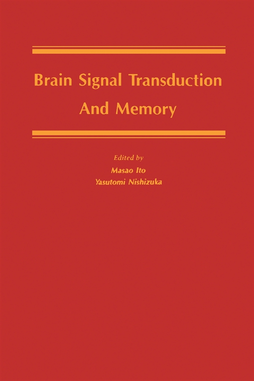 Brain Signal Transduction and Memory