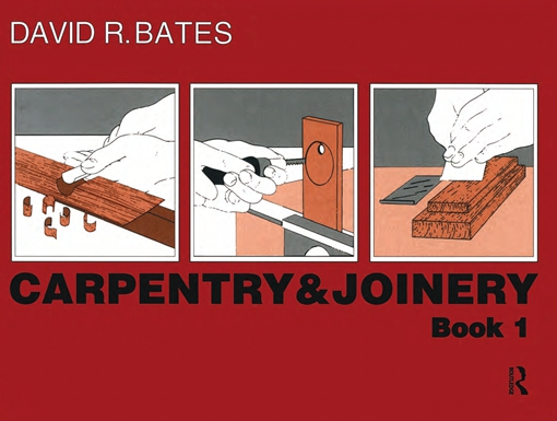 Carpentry and Joinery Book 1