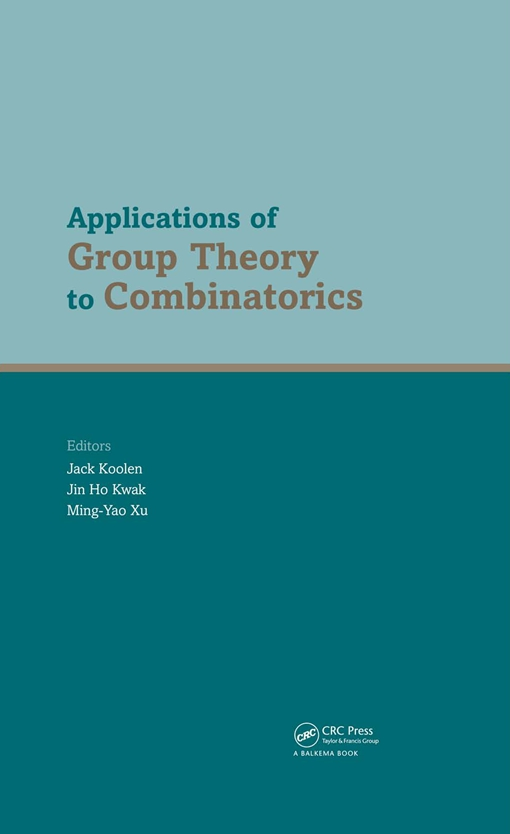 Applications of Group Theory to Combinatorics