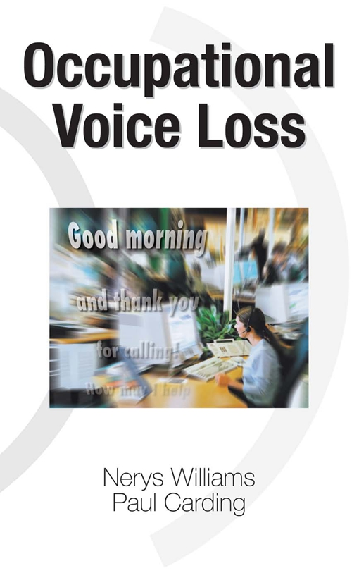 Occupational Voice Loss