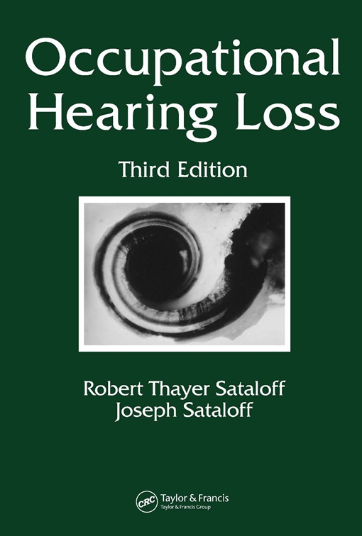 Occupational Hearing Loss, Third Edition