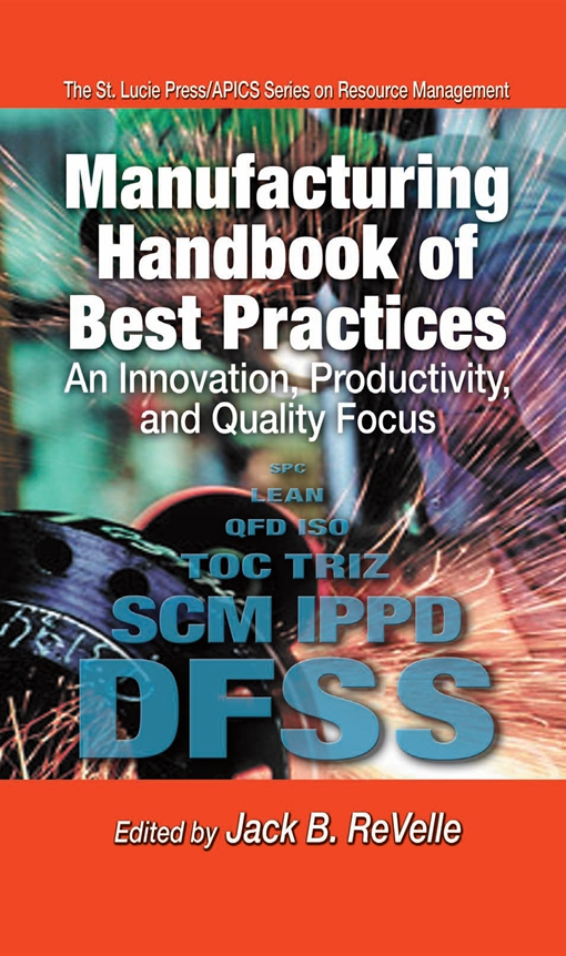 Manufacturing Handbook of Best Practices