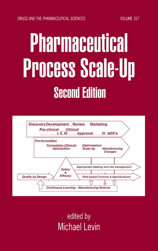 Pharmaceutical Process Scale-Up, Second Edition