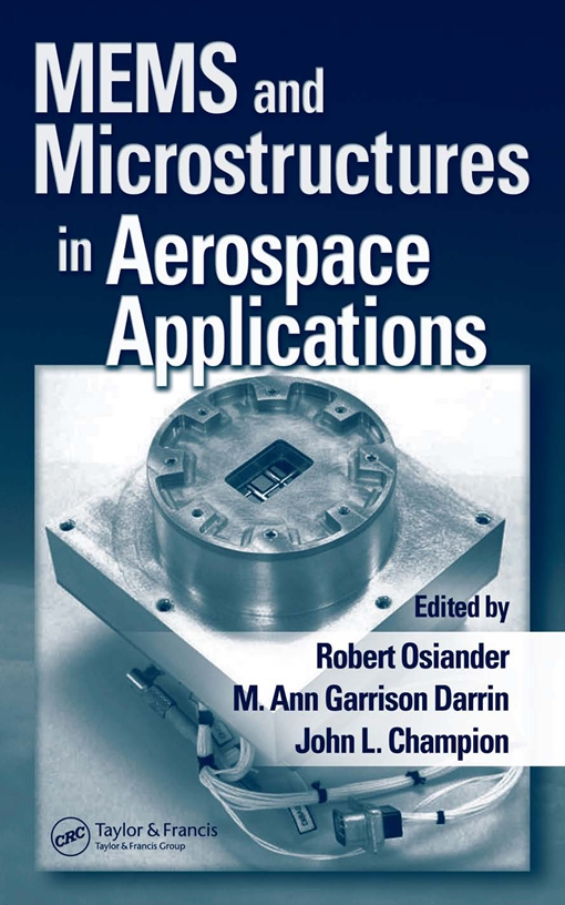MEMS and Microstructures in Aerospace Applications