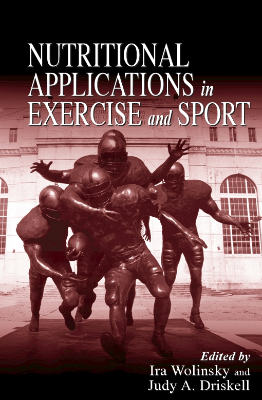 Nutritional Applications in Exercise and Sport