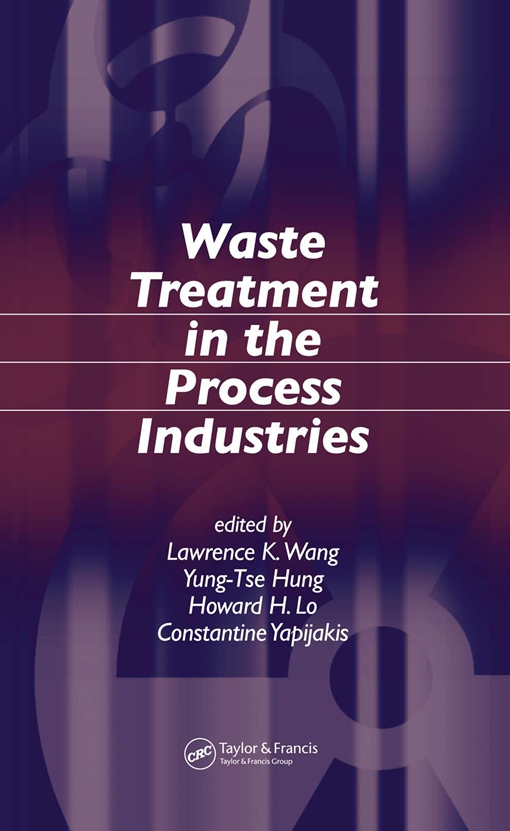 Waste Treatment in the Process Industries
