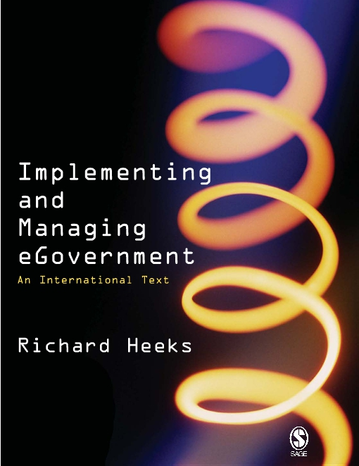 Implementing and Managing eGovernment