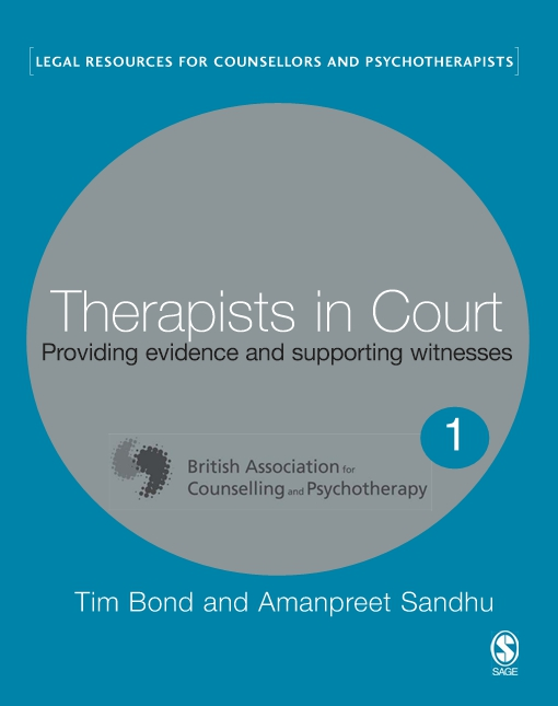 Therapists in Court