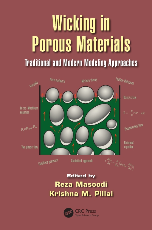 Wicking in Porous Materials
