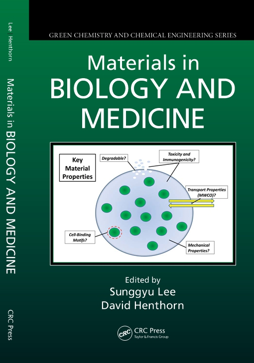 Materials in Biology and Medicine