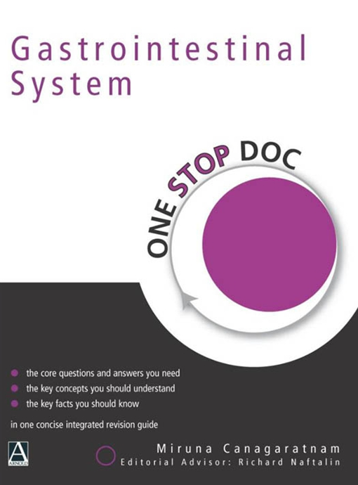 One Stop Doc Gastrointestinal System