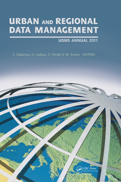 Urban and Regional Data Management
