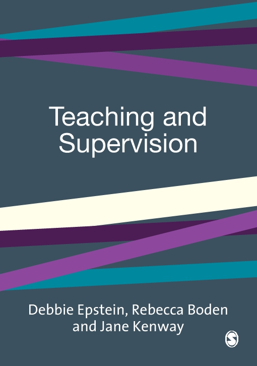 Teaching and Supervision