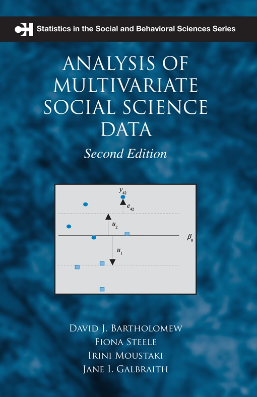 Analysis of Multivariate Social Science Data, Second Edition