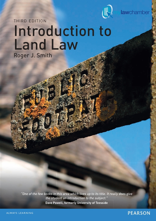 Introduction to Land Law 3e