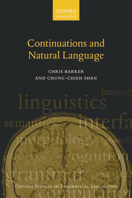 Continuations and Natural Language