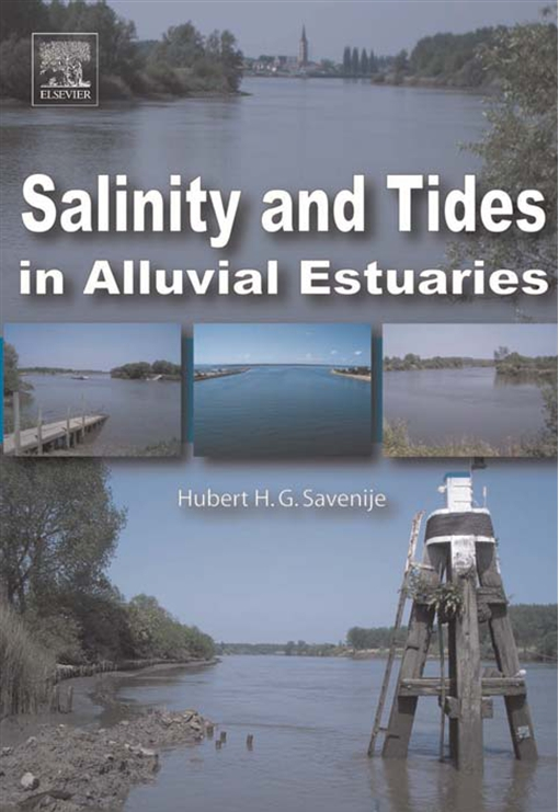 Salinity and Tides in Alluvial Estuaries