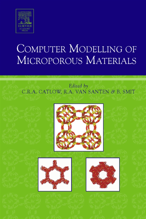 Computer Modelling of Microporous Materials