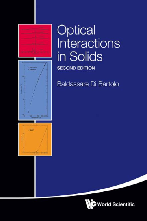 Optical Interactions in Solids
