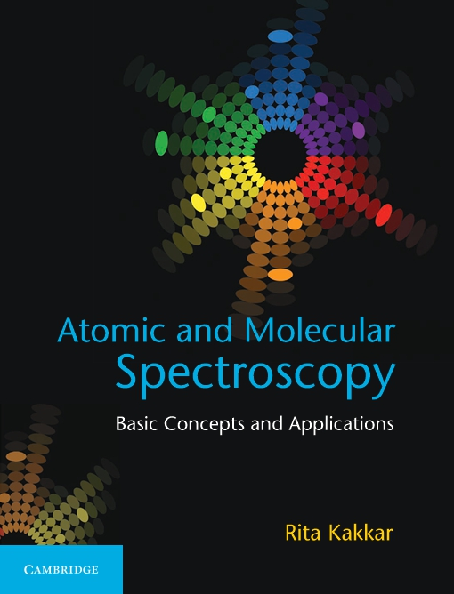 Atomic and Molecular Spectroscopy