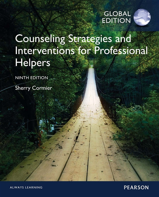 Counseling Strategies and Interventions for Professional Helpers, Global Edition